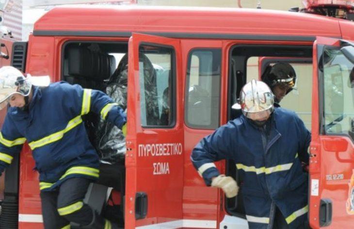 Περιστέρι: Φωτιά σε διαμέρισμα στην οδό Ανδριανουπόλεως