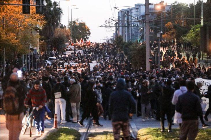Νέα Σμύρνη: Μεγάλη η αύξηση των κρουσμάτων στην περιοχή