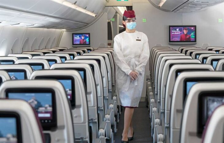 Qatar Airways: Νέες πτήσεις από 14 Μαΐου από Ντόχα προς Μύκονο