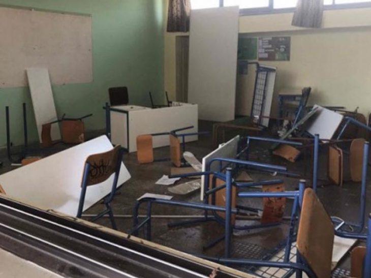 Αγρίνιο σοκ: Πρωτοφανής βανδαλισμός στο 16ο δημοτικό σχολείο