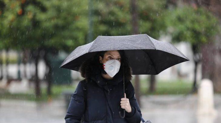 Πρόγνωση καιρού 9/3: Βροχές σε πολλές περιοχές της χώρας σήμερα