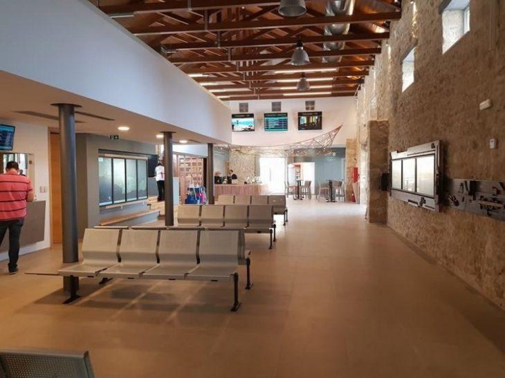 Σταθμός ΚΤΕΛ Ηρακλείου: Σαν ένα μικρό, μαγικό , παραμυθένιο παλάτι