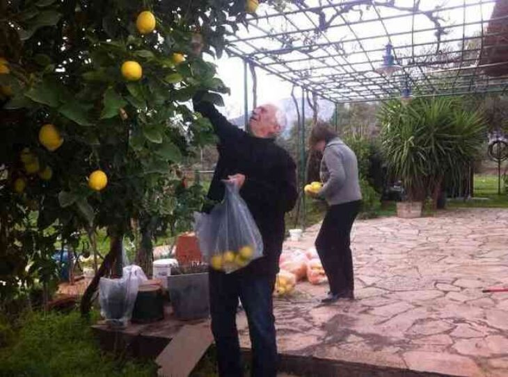 Νίκος Ξανθόπουλος: Η ζωή του πλέον ως αγρότης και ο παράδεισός του δίπλα στην Αθήνα