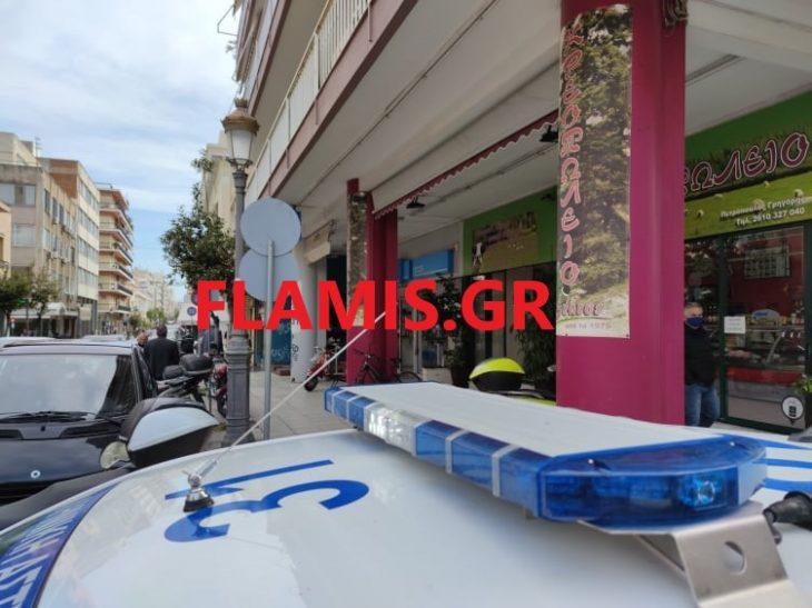 Σοκ στην Πάτρα: Άνδρας το έβαλε στα πόδια για να γλιτώσει 400 ευρώ