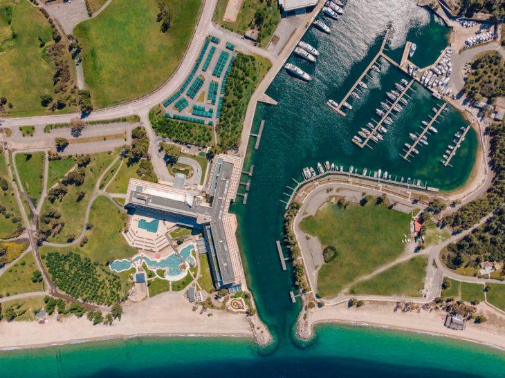 Πόρτο Καρράς: Ανοίγει για τους επισκέπτες τον Ιούνιο 2021