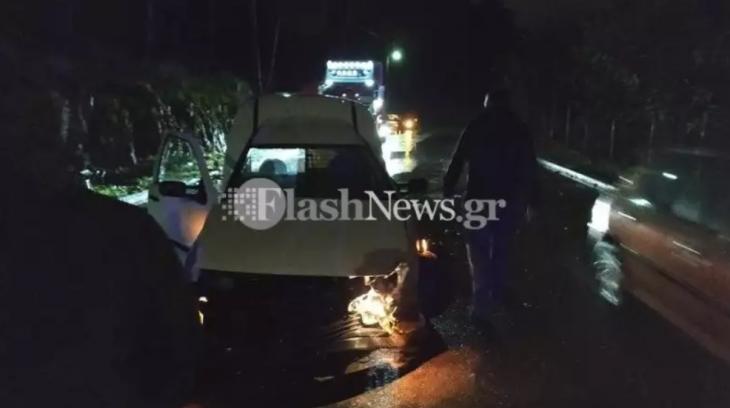 Χανιά τραγωδία: 34χρονος έχασε τη ζωή του σε τροχαίο ατύχημα