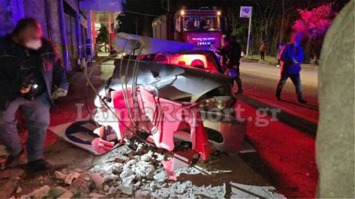 Τραγωδία στη Λαμία: 36χρονη έπαθε καρδιακή ανακοπή ενώ οδηγούσε