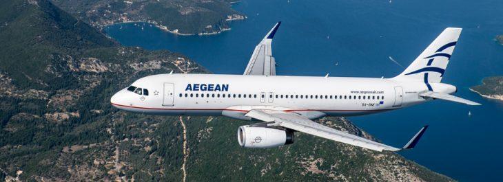 Aegean: Νέες πτήσεις από Λονδίνο προς Θεσσαλονίκη από 19 Μαΐου