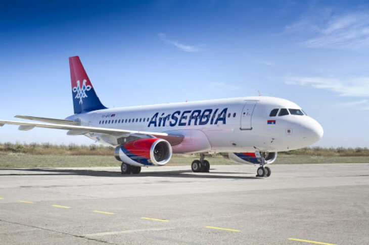 Air Serbia: Πτήσεις τσάρτερ προς ελληνικούς προορισμούς το καλοκαίρι