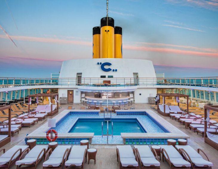 Costa Cruises: Νέα δρομολόγια προς την Ελλάδα από το 2022