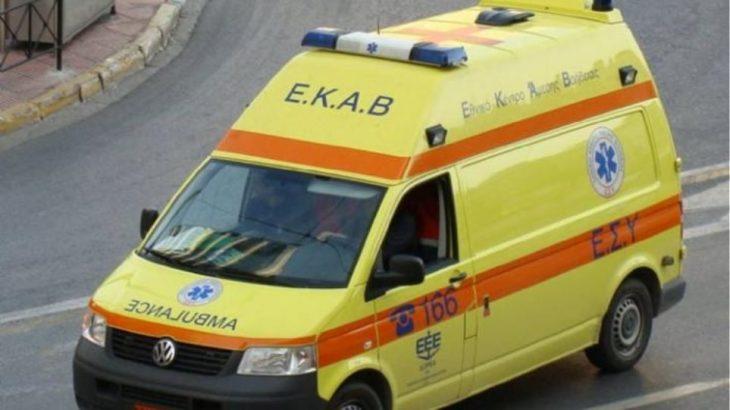 Θεσσαλονίκη τραγωδία: 79χρονος έπεσε από 7ο όροφο πολυκατοικίας