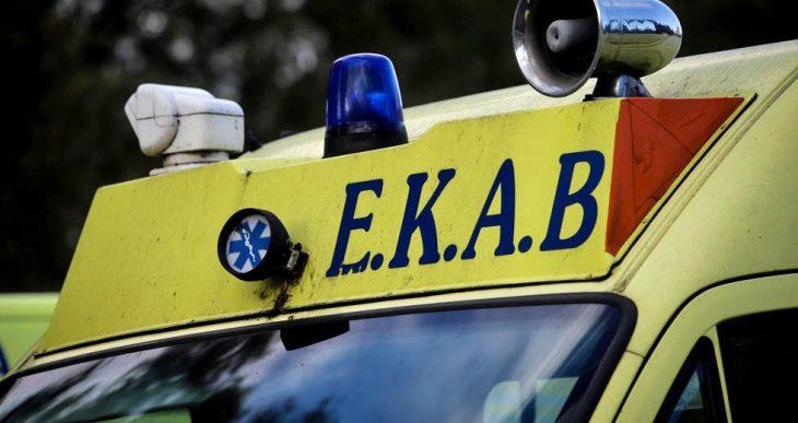 Θεσσαλονίκη τραγωδία: Νεαρός άνδρας έπεσε από ταράτσα πολυκατοικίας