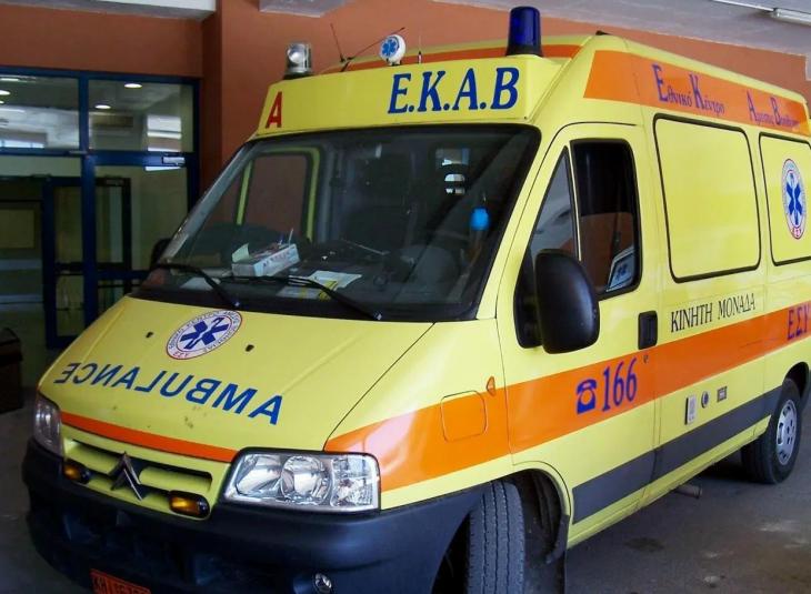 Ηλεία τραγωδία: 67χρονος καταπλακώθηκε από το τρακτέρ του