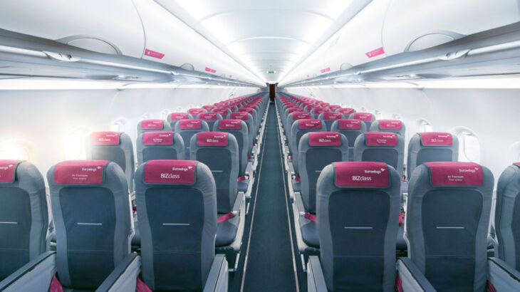 Eurowings: Νέες πτήσεις από Ντόρτμουντ προς Καβάλα και Ηράκλειο