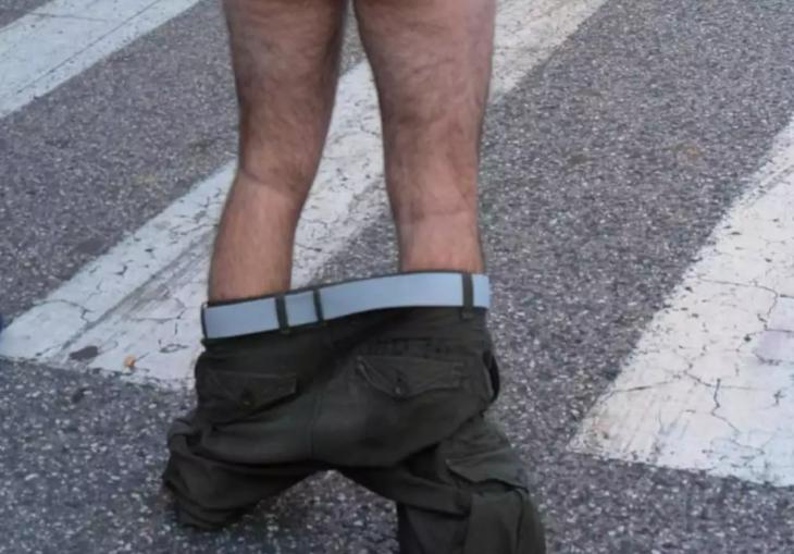 Σοκ στην Πάτρα: Άνδρας έτρεχε γυμνός στους δρόμους της Πάτρας