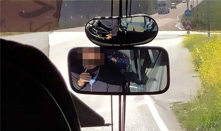 Λάρισα σοκ: Καταγγελία πολίτη για ανάρμοστη συμπεριφορά οδηγού ΚΤΕΛ