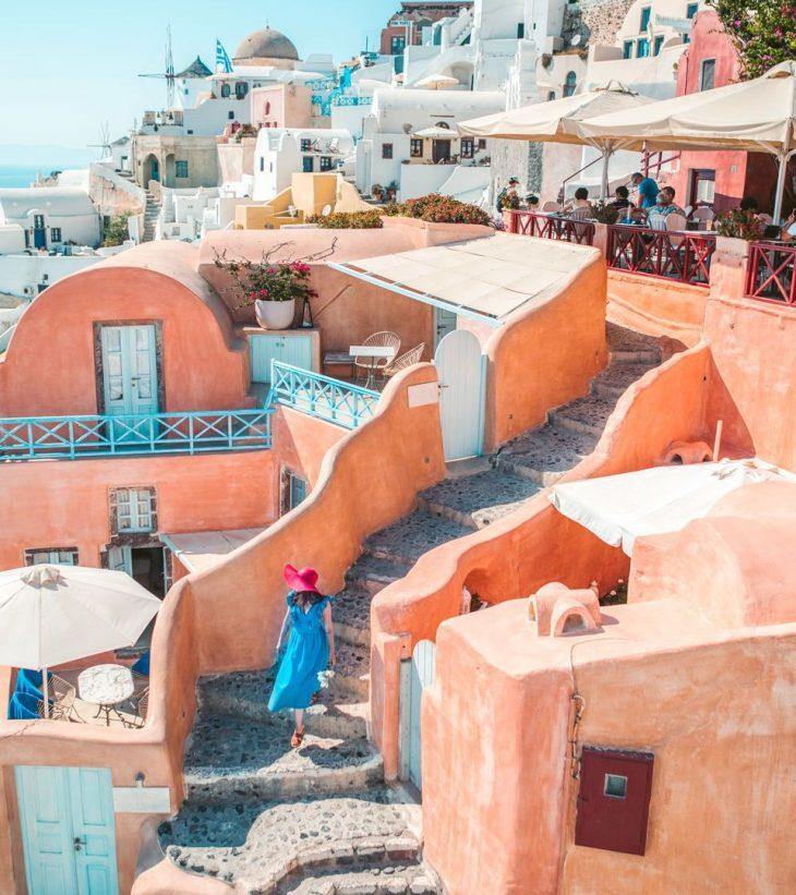 Σαντορίνη: Κορυφαίος παγκόσμιος προορισμός για γαμήλιο ταξίδι