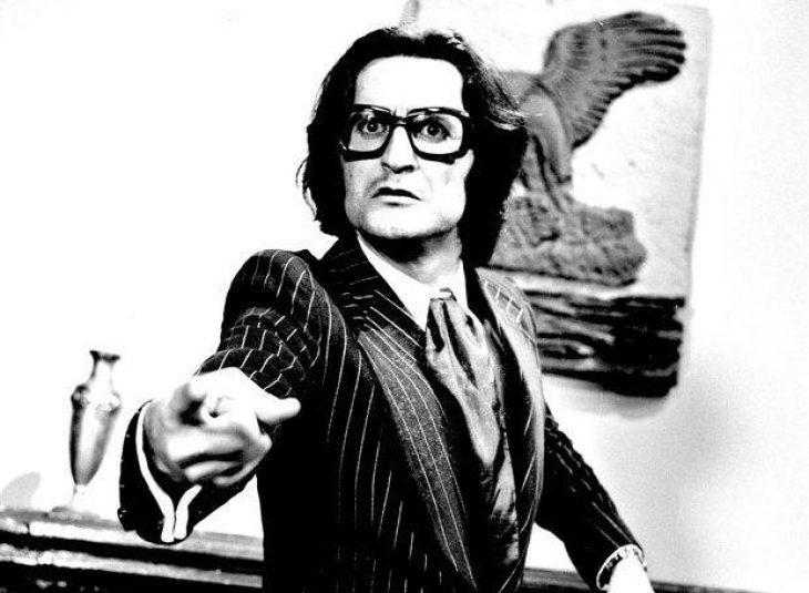 Σωτήρης Μουστάκας: Οι άγνωστες λεπτομέρειες της ζωής του ηθοποιού