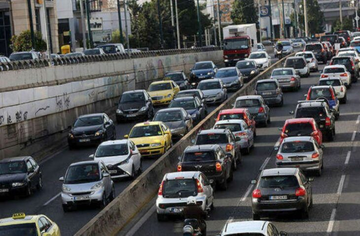 Λεωφόρος Βουλιαγμένης: Μειώθηκε το όριο ταχύτητας στα 70 χλμ/ώρα