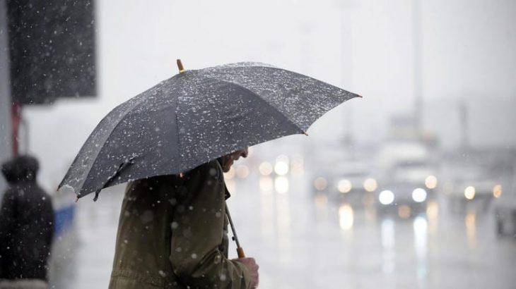 Πρόγνωση καιρού 19/4: Κακοκαιρία με βροχές και καταιγίδες στη χώρα