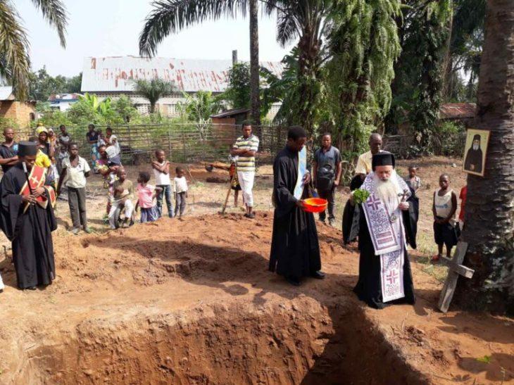 Άγιος Παΐσιος Αφρική: Σχεδόν έτοιμος ο Ναός του στην Κανάγκα