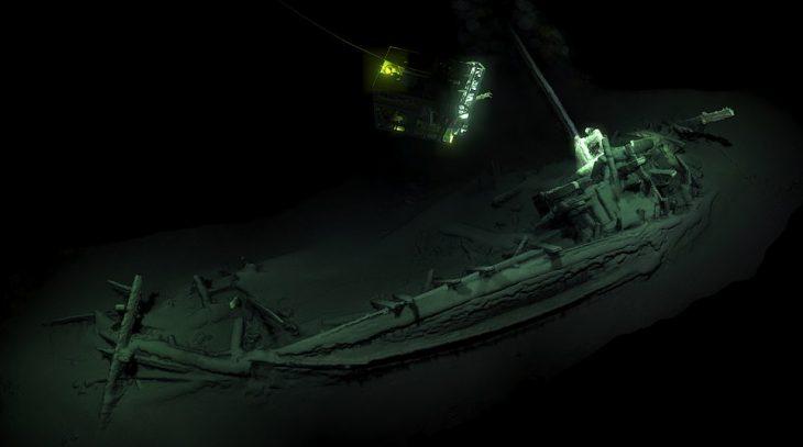 Το «Πλοίο του Οδυσσέα»: Βρέθηκε στη Μαύρη Θάλασσα