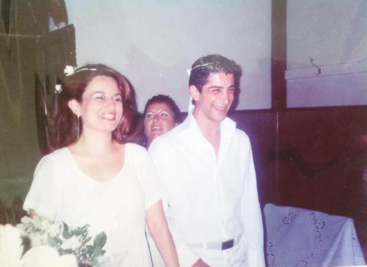 Χρήστος Σπανός: Ο κεραυνοβόλος έρωτας και ο γάμος με την καθηγήτρια του και η φωτογραφία που ανέβασε μετά από 16 χρόνια