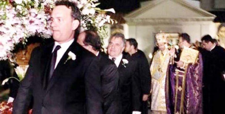 Ρίτα Γουίλσον: Τα συγκινητικά λόγια της συζύγου του Τομ Χανκς για το Ελληνικό Πάσχα