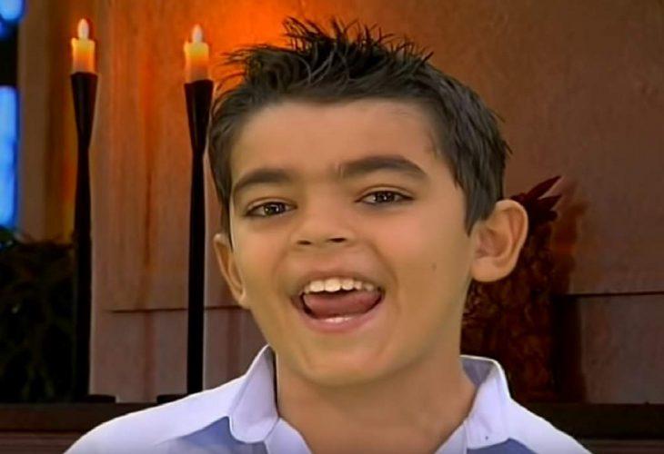 Χρήστος Σαντικάι: Έτσι είναι σήμερα ο αγαπημένος μικρός