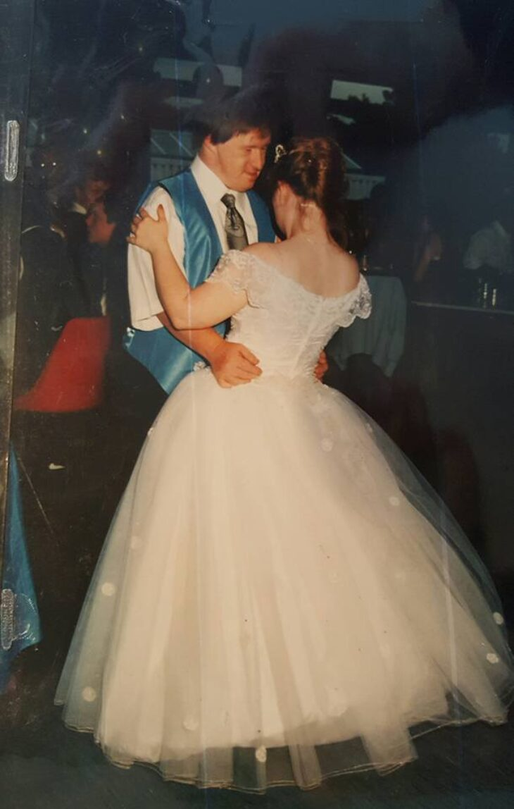 Παντρεμένο ζευγάρι με σύνδρομο down: 23 χρόνια ευτυχίας