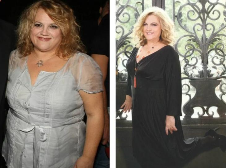 Διάσημοι Έλληνες που αδυνάτισαν: 6 περιπτώσεις που έχασαν πολλά κιλά