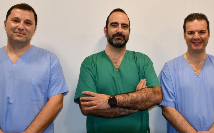 Θεσσαλονίκη: Έλληνες γιατροί σώζουν την καρδιά μετά από έμφραγμα