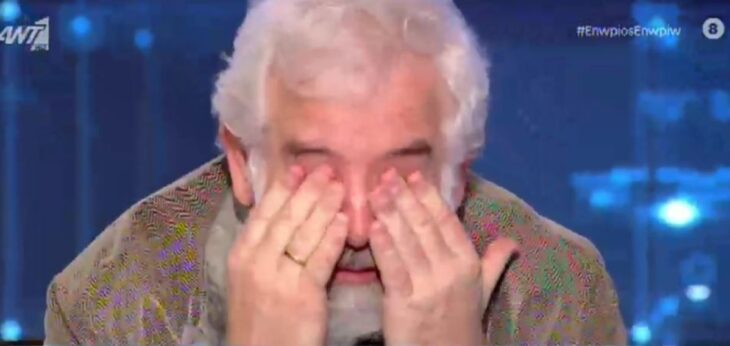 Πέτρος Φιλιππίδης: Ουρλιαχτά, κραυγές και δάκρυα στη βίλα του στο Ψυχικό μετά την ανακοίνωση της ποινικής δίωξης