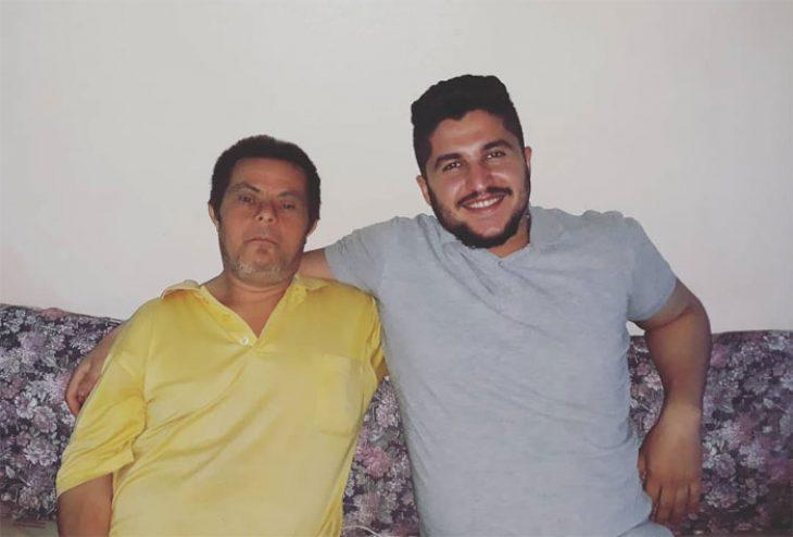 Πατέρας με σύνδρομο down: «Ο μπαμπάς μου έχει σύνδρομο Down και είναι ο καλύτερος πατέρας στον κόσμο»