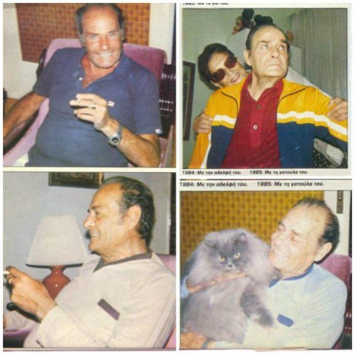 Λάμπρος Κωνσταντάρας: Το παράπονο πριν φύγει από τη ζωή