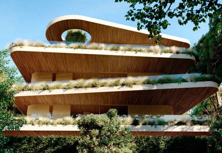 Σπίτι στην Κηφισιά: Ένα παλάτι με υποβρύχια πισίνα μέσα στην κρεβατοκάμαρα