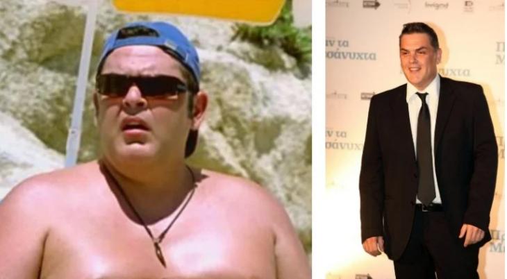 Τα έχασαν και άλλαξαν ζωή: 6 διάσημοι Έλληνες που κατάφεραν να χάσουν πάρα πολλά κιλά
