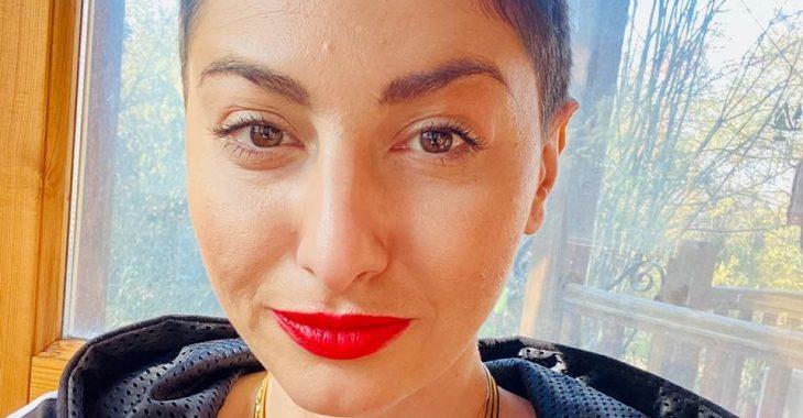 Ρεγγίνα Μακέδου: «Ακόμα μια μέρα που κέρδισα τον καρκίνο»