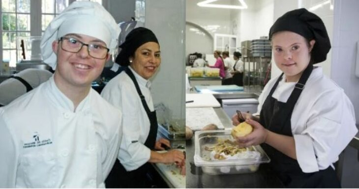 Εστιατόριο που δουλεύουν ΑμεΑ: Για πρώτη φορά υποψήφιο για αστέρι