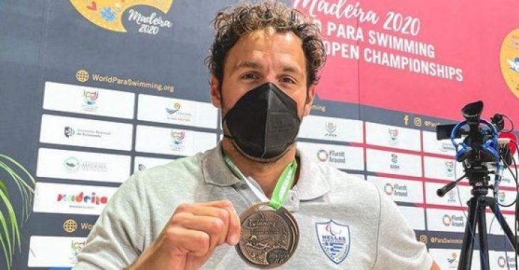 Έλληνες Παραολυμπιονίκες: Κατέκτησαν 9 μετάλλια αλλά δεν τους υποδέχτηκε κανείς