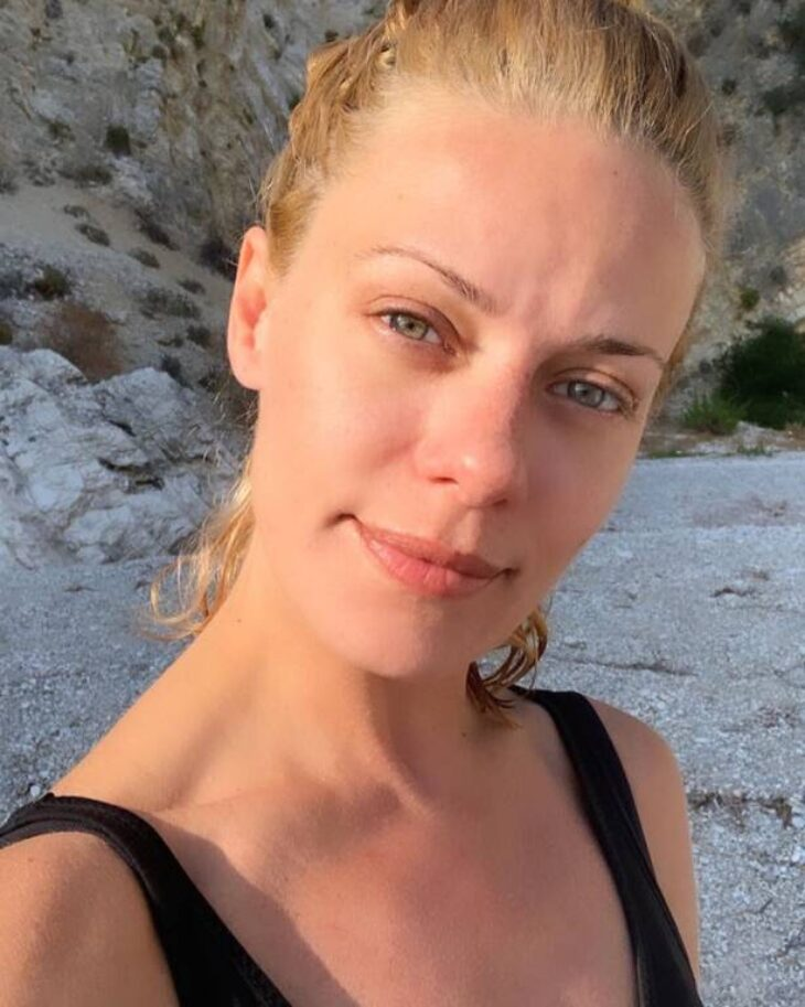 Δέκα διάσημες Ελληνίδες χωρίς καθόλου μακιγιάζ, άβαφες, με φυσική ομορφιά