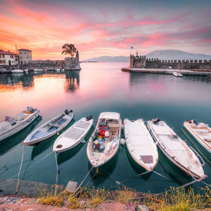Ναύπακτος: Η υπέροχη Καστροπολιτεία  μόλις 2 ώρες μακριά από την Αθήνα