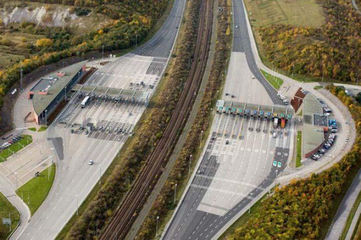 Θαύμα της μηχανικής: Η γέφυρα που συνδέει τη Σουηδία με τη Δανία