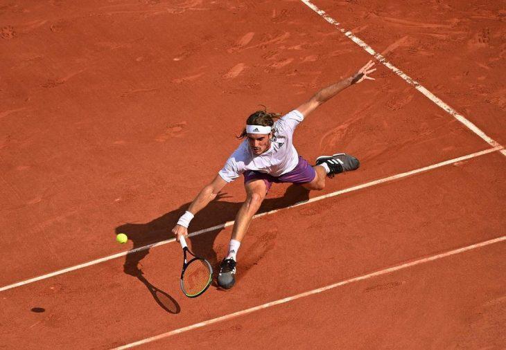 Στέφανος Τσιτσιπάς: Έχασε τη γιαγιά του πέντε λεπτά πριν από τον τελικό του Roland Garros
