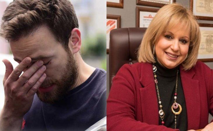 Ψυχολόγος Καρολάιν: «Είχα την έγκριση του συζύγου να μιλήσω δημοσίως»