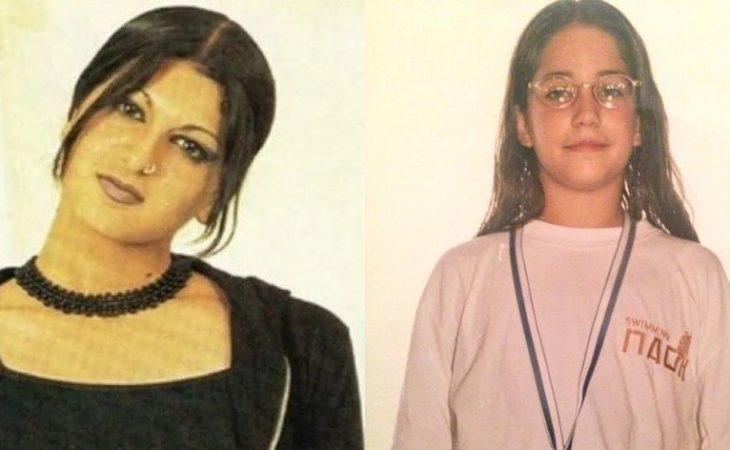 Διάσημες Ελληνίδες σε μικρή ηλικία: Πως άλλαξαν με τα χρόνια