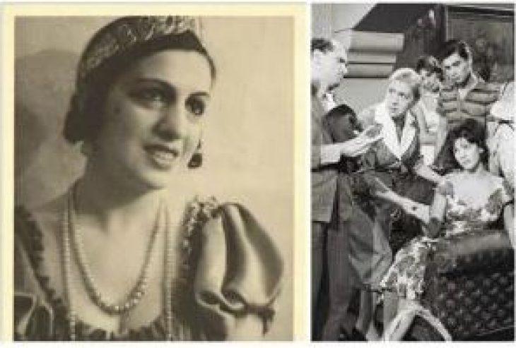 Παλιοί Έλληνες ηθοποιοί νέοι: Πως ήταν στα νιάτα τους