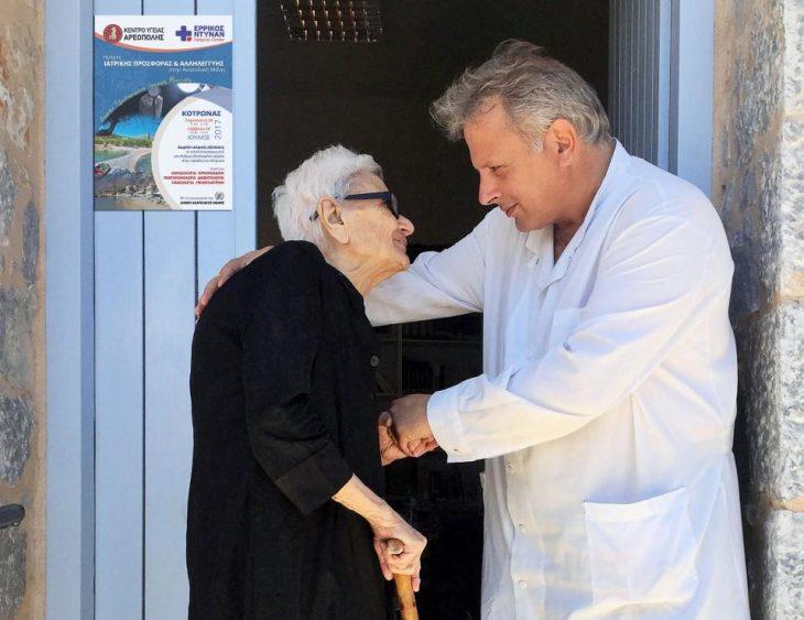 Ανάργυρος Μαριόλης: Ανακυρήχθηκε καλύτερος γιατρός της Ευρώπης