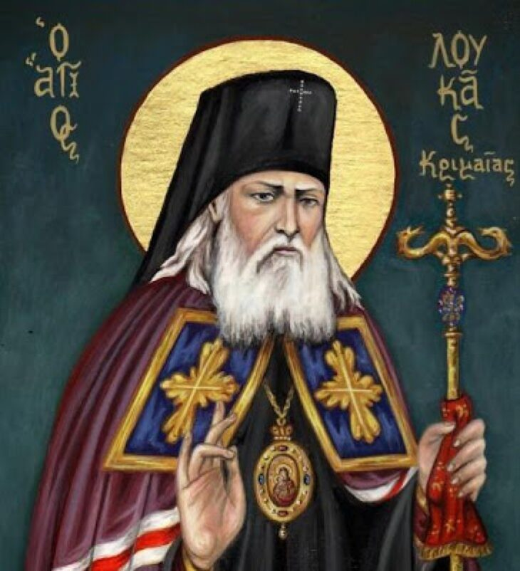 Άγιος Λουκάς ο Ιατρός: Ο μικρός Ηλίας έπασχε από λευχαιμία και το Θαύμα του Αγίου, του έσωσε τη ζωή