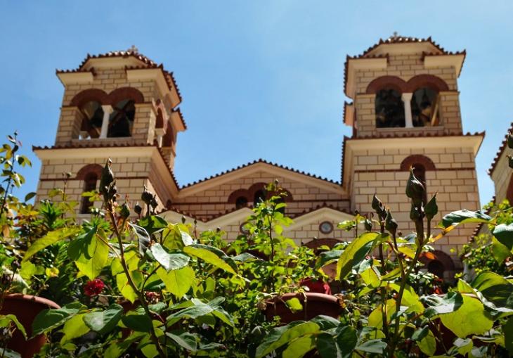 Παναγία Μαλεβή: Το Άγιο Όρος της Πελοποννήσου